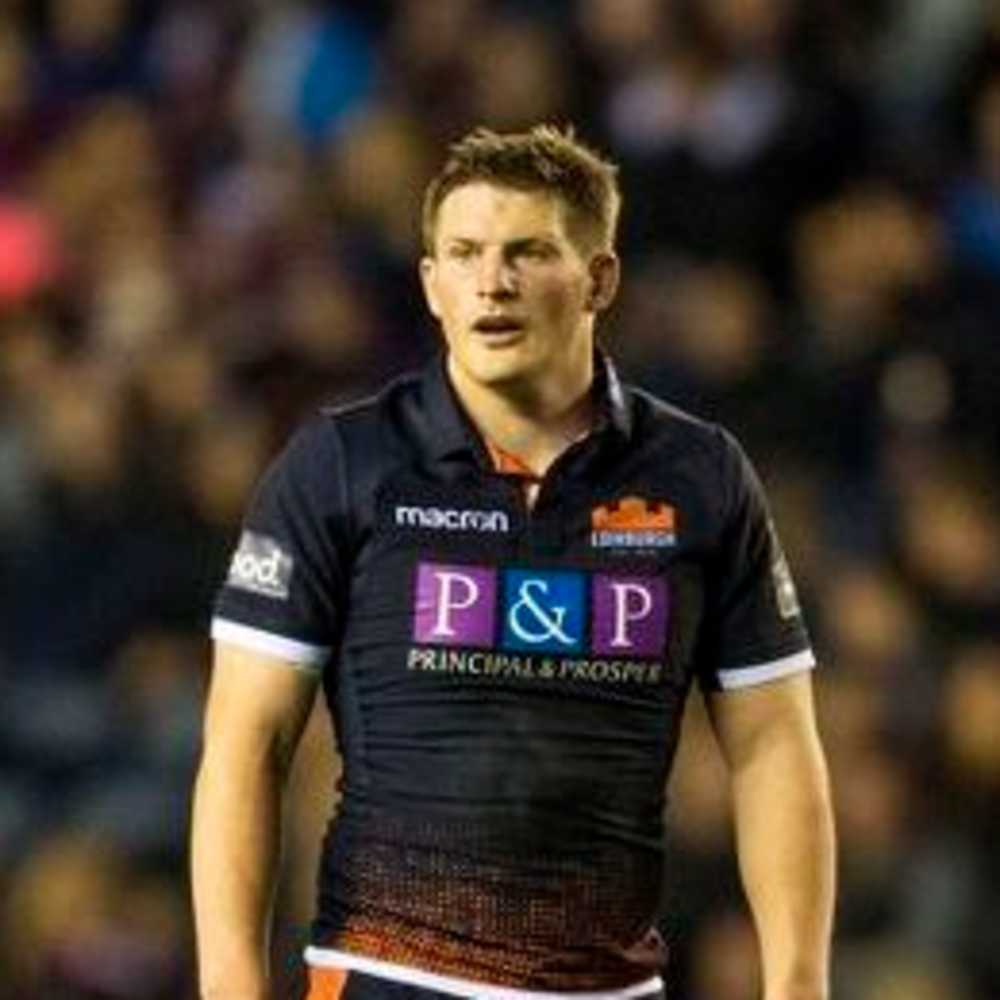 James Johnstone - Scotland 7s and Edinburgh Rugby Professional