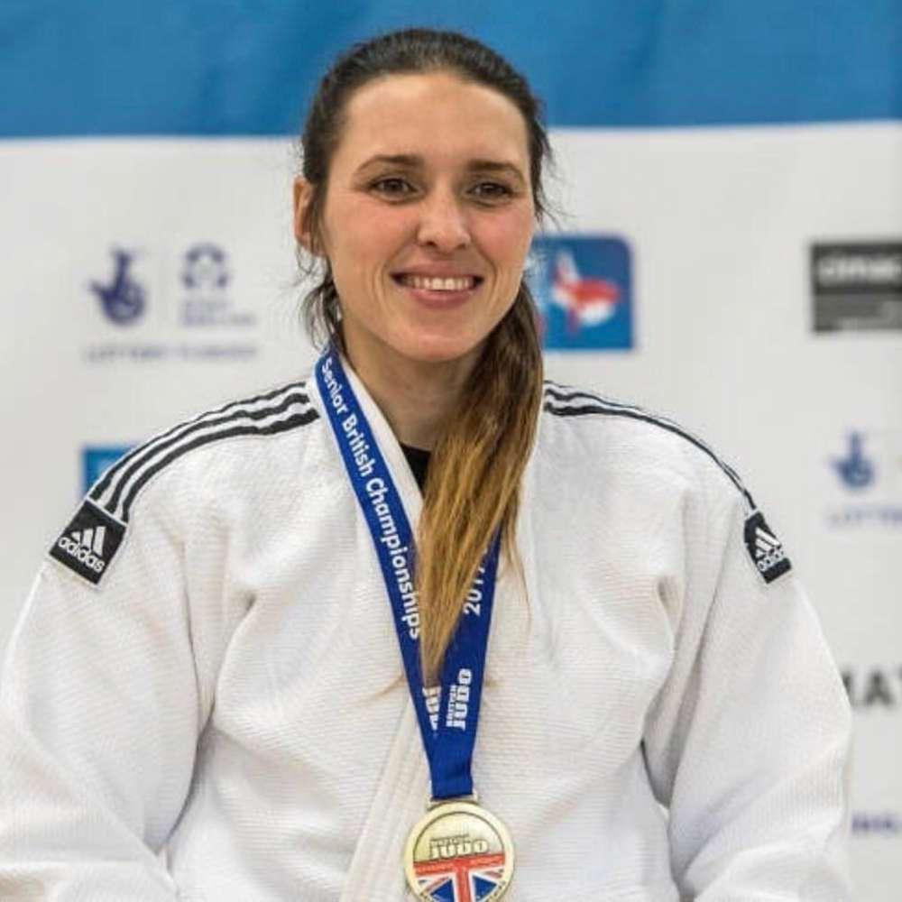 Kimberley Renicks - Commonwealth Gold Medallist, Judo